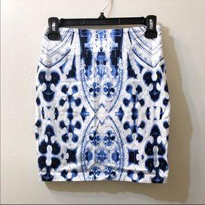 Motel Rocks Bodycon Skirt
